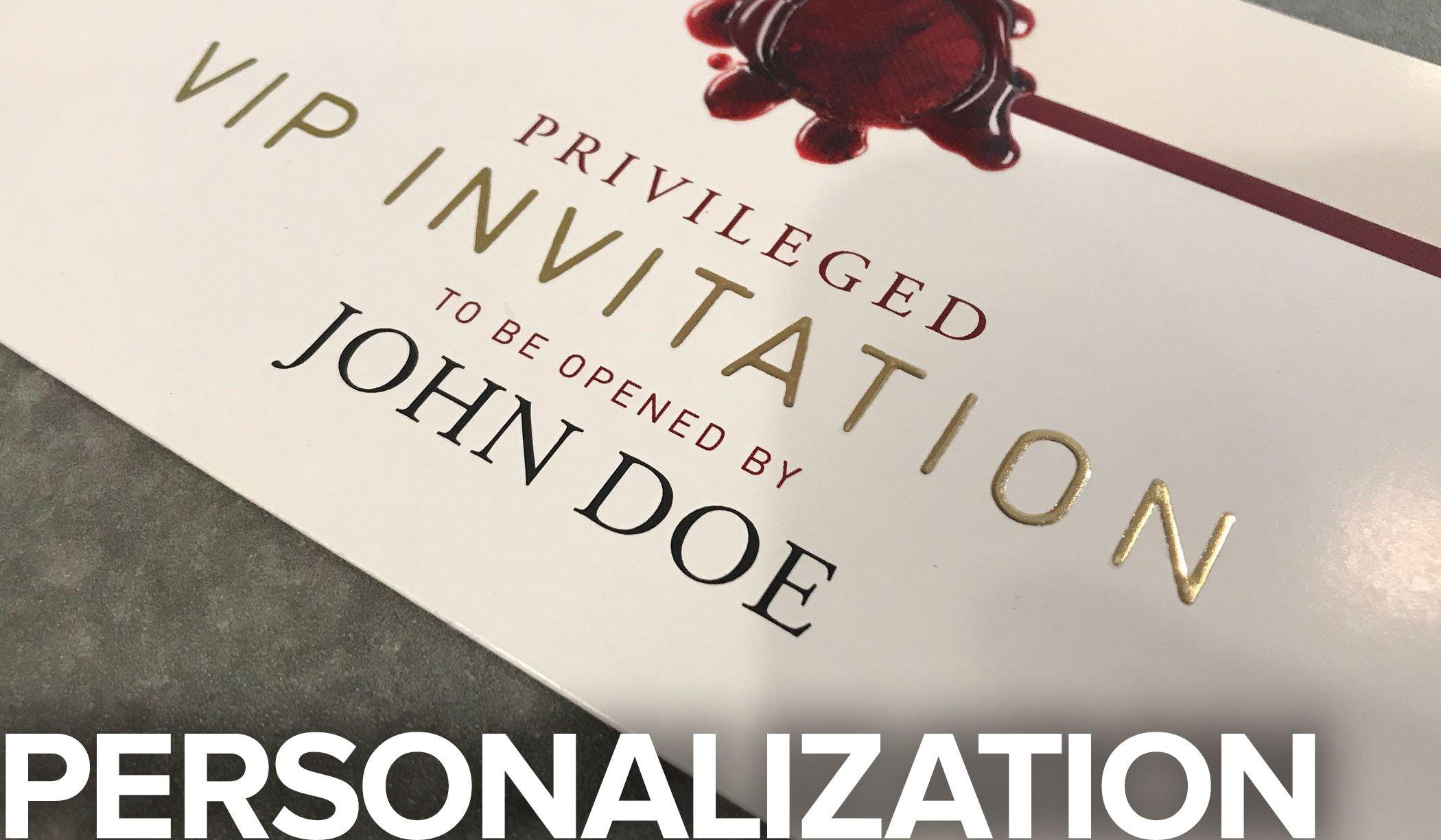 DMio_personalization